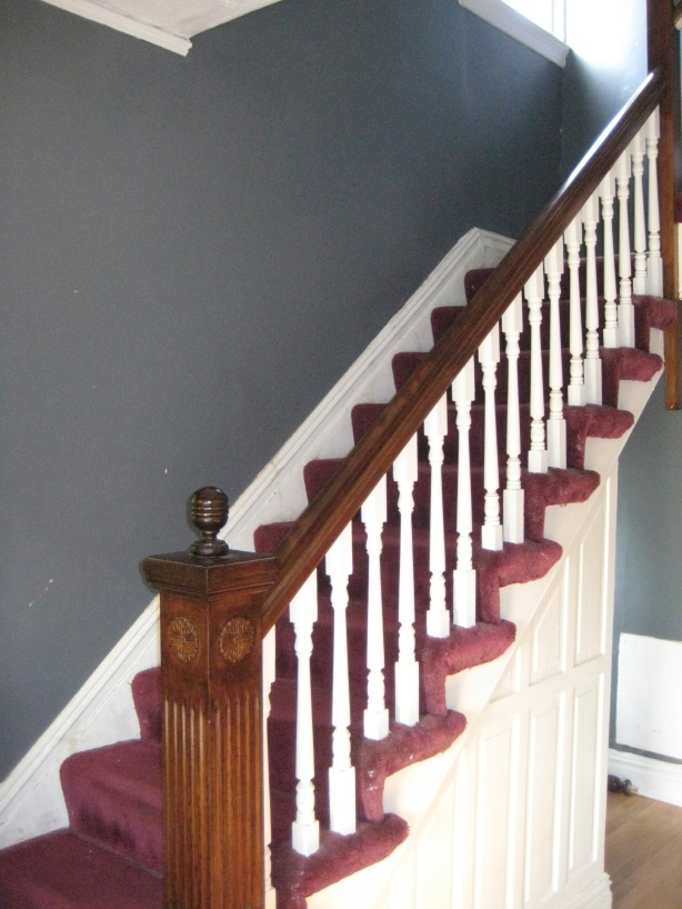 how to build interior wood stairs