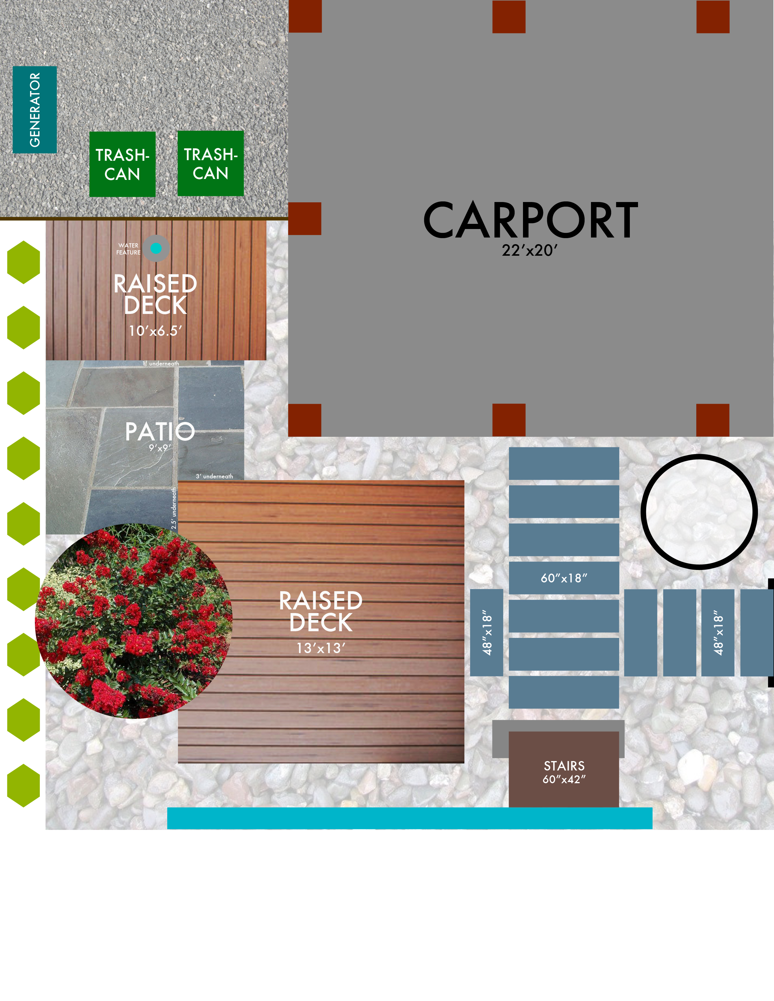 The Technical Stuff Shifting Corners Wiring Diagram For Fluorescent Lights With Carport Backyard Plans